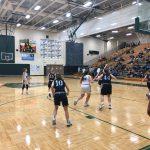 Titan Girls Basketball Defeats Petoskey