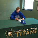 Tokie Signs With Hillsdale!