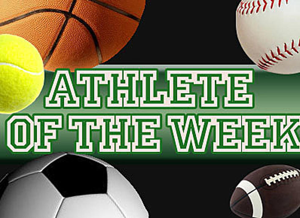 Dy Voted West Athlete Of The Week!