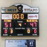 Titan Girls Basketball Advances!