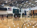 Titan Volleyball Wins Quad