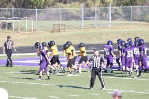 MS Football 7A vs Cisco
