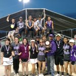 Early High School Girls Varsity Tennis finishes 1st place