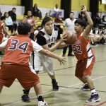 Travis 8B boys bball vs Patti Welder