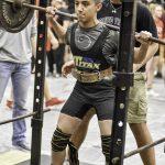 Calhoun Powerlifting meet pg 1