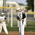 JV boys baseball vs East