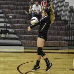 Var girls vball vs Flour Bluff Bi-District pg 2
