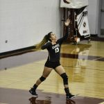 Var vball vs Flour Bluff Bi-District pg 3