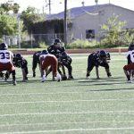 Fresh black fball vs Southside