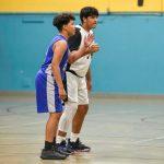 travis boys  8A bball vs Stroman