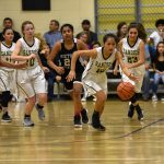 Fresh girls bball vs West