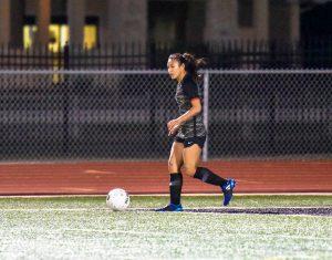 Var girls soccer vs King