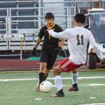 var boys soccer vs East