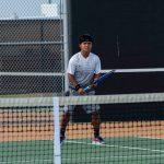 tennis vs Wharton