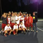 Boys Tennis Players and Coach Earn All-Area Honors
