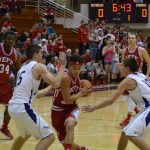 Jeffersonville High School Basketball Varsity Boys beats Seymour High School 70-36