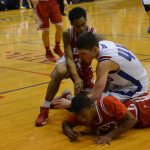 Jeffersonville High School Basketball Varsity Boys falls to Jennings County High School 60-72