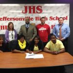 Shae Hines Signs with West Virginia State