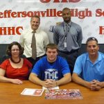 Adkins Signs with Thomas Moore