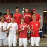 Boys Tennis Team Wins JHS Invite