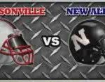 Football – Jeff vs New Albany Series
