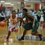Jeffersonville High School Boys Varsity Basketball falls to Floyd Central High School 54-64