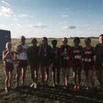 Girls Cross Country finishes 2nd in opening meet of the Season