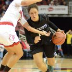 Former Standout Roland Has Great WNBA Combine