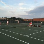 Boys Tennis Has Strong Showing at North Central