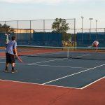 Jeffersonville High School Boys Varsity Tennis beat Jennings County High School 5-0
