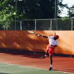 Jeffersonville High School Boys Varsity Tennis beat Columbus East High School 4-1