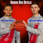 Honoring Our Senior Red Devils!