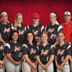 Jeffersonville High School Varsity Softball beat North Harrison High School 5-2