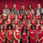 Jeffersonville High School Girls Varsity Track finishes 3rd place