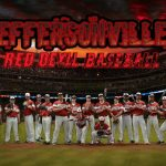 Jeffersonville High School Varsity Baseball beat Madison Consolidated High School 17-0