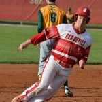 Jeffersonville High School Varsity Baseball beat Jasper High School 8-2