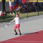 Five members of boys tennis named All-Conference