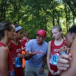 Girls, boys cross country finish third in Sectional