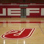 Jeffersonville High School Girls Varsity Basketball beat Bloomington South High School 46-21