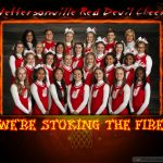 Jeffersonville Red Devil Cheer Squad