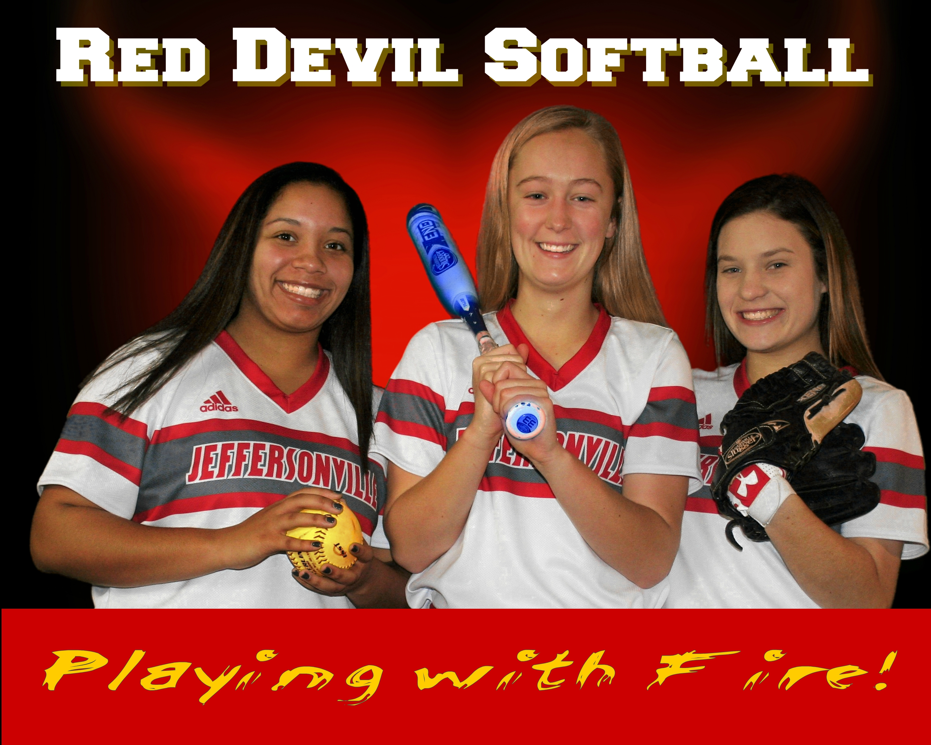 Red Devil Softball is Heating Up!