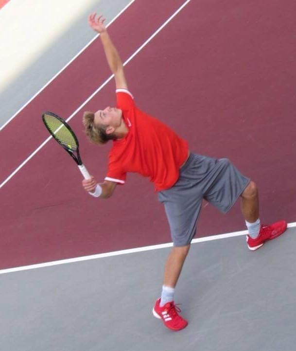 Red Devil Boys Tennis Advances to Regional Finals