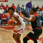 Red Devils Defeat the Bulldogs  60-49