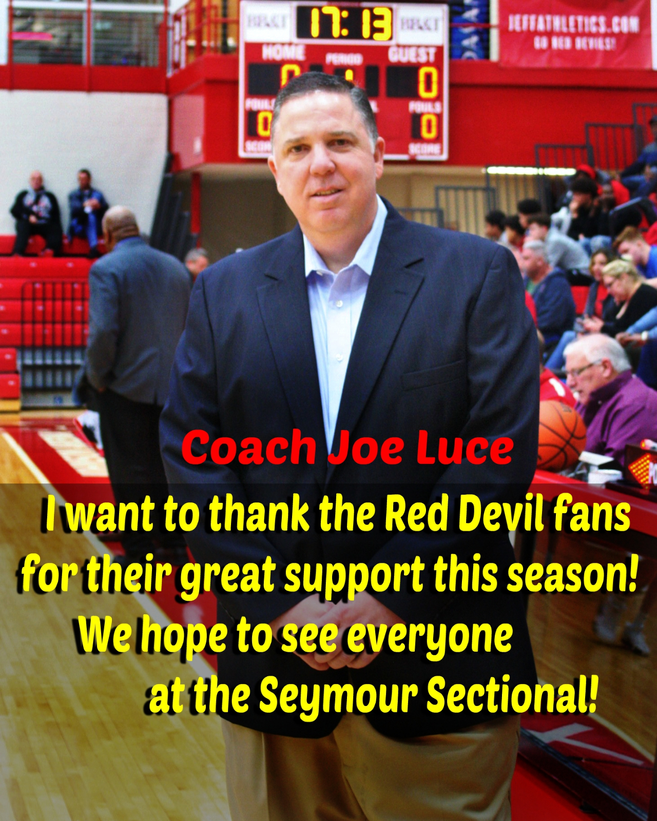 Sectional Tickets Available February 20th!