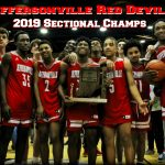 Red Devils Top New Albany for Sectional Championship!