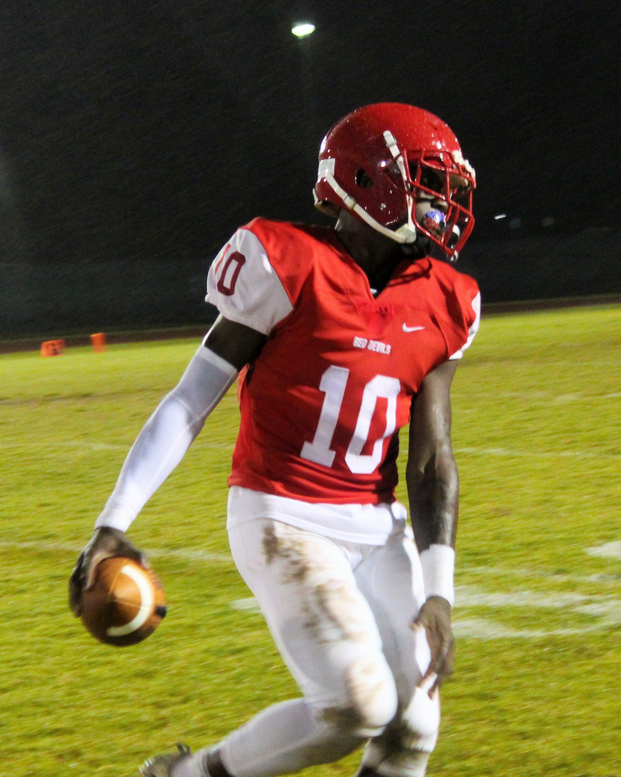 Red Devils Defeat Jennings County