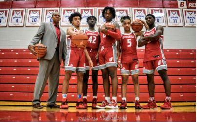 Boys Basketball Team Opens Season in Mason, OH