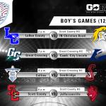 Kentucky-Indiana Challenge Cup – Boys Basketball