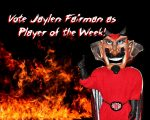 Vote for Red Devil Jaylen Fairman!