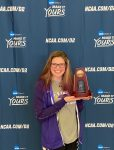 Former Jeff Swimmer is All- American